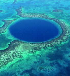 Agujeros Azules Paraísos Submarinos Geografía Wikiexplora Fundación Aquae