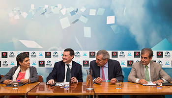Fundación Aquae colabora con ONU-Agua