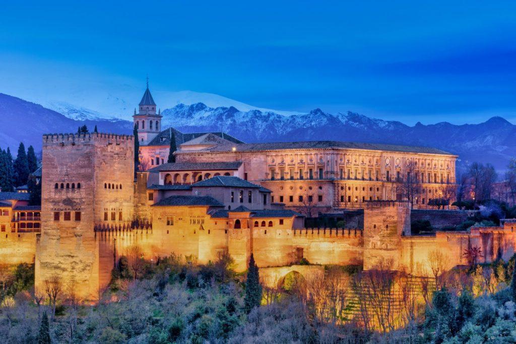 La Ciudad de Agua en la Alhambra