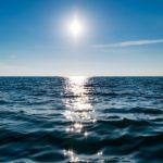 Cinco océanos en el mundo