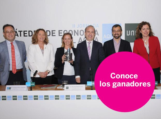 Jornada Cátedra Economía del Agua y Premio Tesis Doctoral