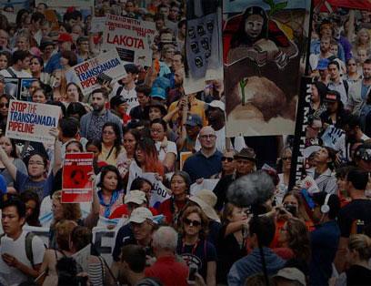 La necesaria conciencia social para luchar contra el cambio climático