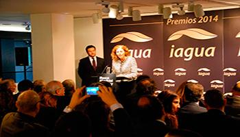 Fundación Aquae, premio i.Agua a la mejor fundación