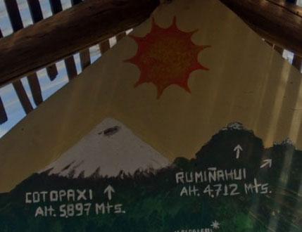 dónde está el volcán Cotopaxi