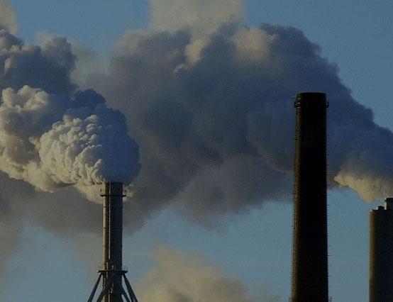 Emisión de CO2 que no ha frenado el Protocolo de Kioto