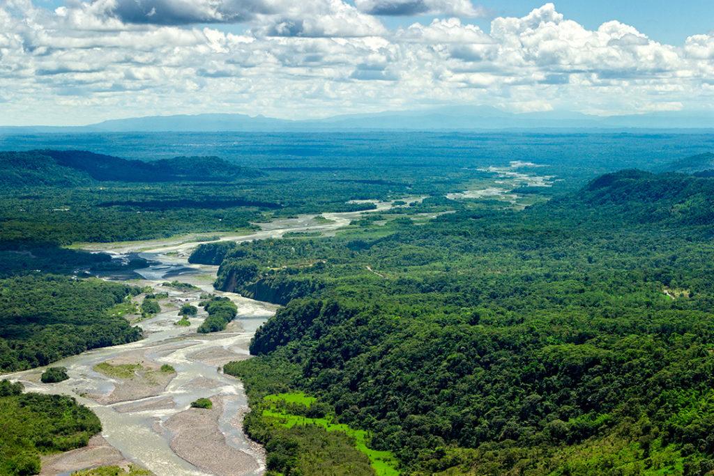 El río Amazonas es uno de los ríos más grandes de Brasil, y uno de los más caudalosos del mundo