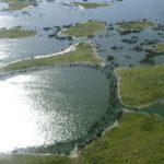 La Reserva del Pantanal en Mato Grosso, Brasil.