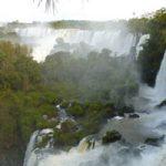 El Parque Nacional del Iguazú es un parque nacional de Argentina, ubicado en el Departamento de Iguazú, el norte de la provincia de Misiones.