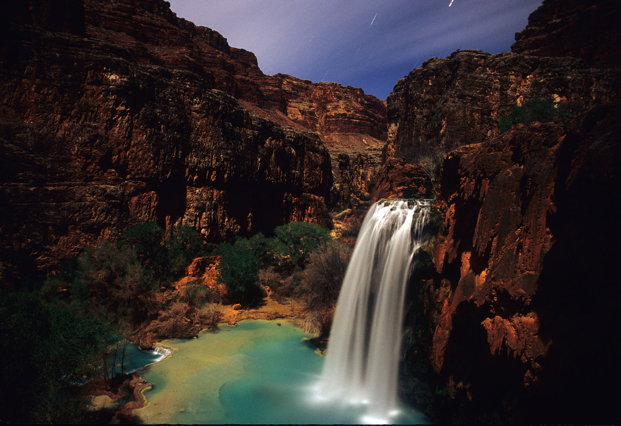 Cataratas Havasu Fundaci 243 N Aquae