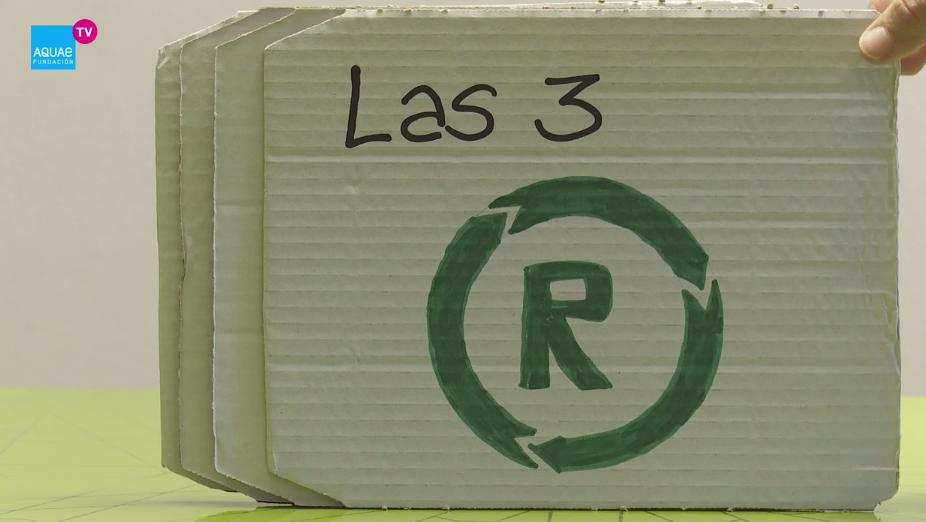 Reducir reutilizar y reciclar: las 3 erres