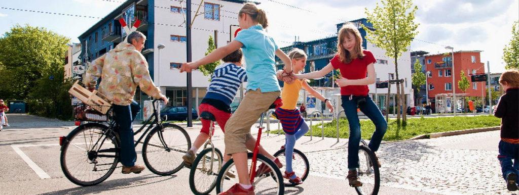 celebrar el día sin coche y alternativas al coche