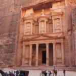 Petra fue una ciudad de la antigüedad capital de los nabateos famosa por su particular sistema de abastecimiento de agua.
