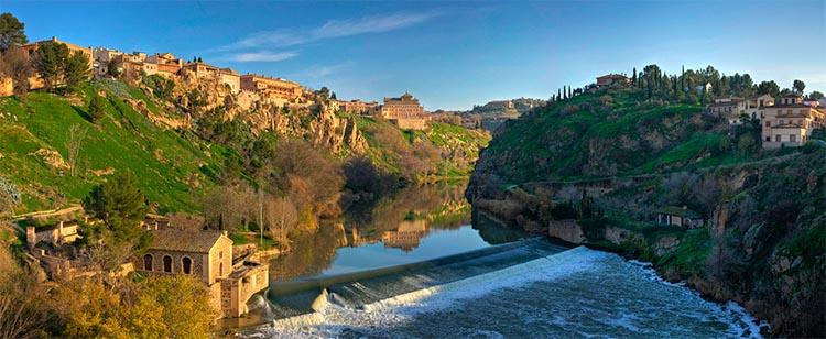 Caudal río Tajo