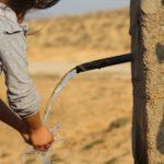 cantidad de agua potable en la tierra