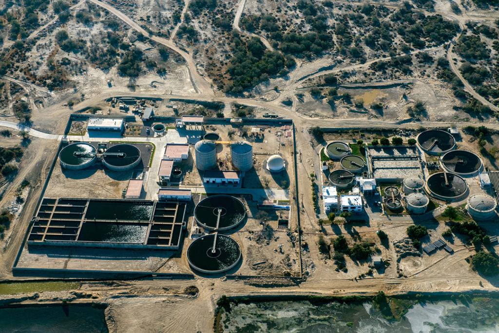 La plantas desalinizadoras más grandes del mundo
