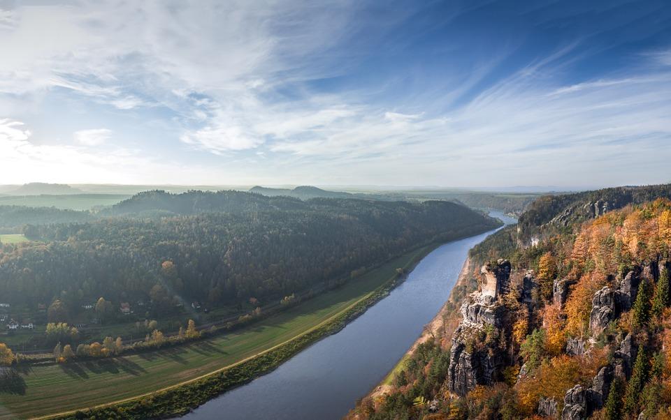 rios mas importantes de Europa