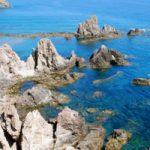 La Reserva Marina de Cabo de Gata-Níjar, Andalucía, está en una zona de confluencia de corrientes, la del Mediterraneo y la del Atlántico.