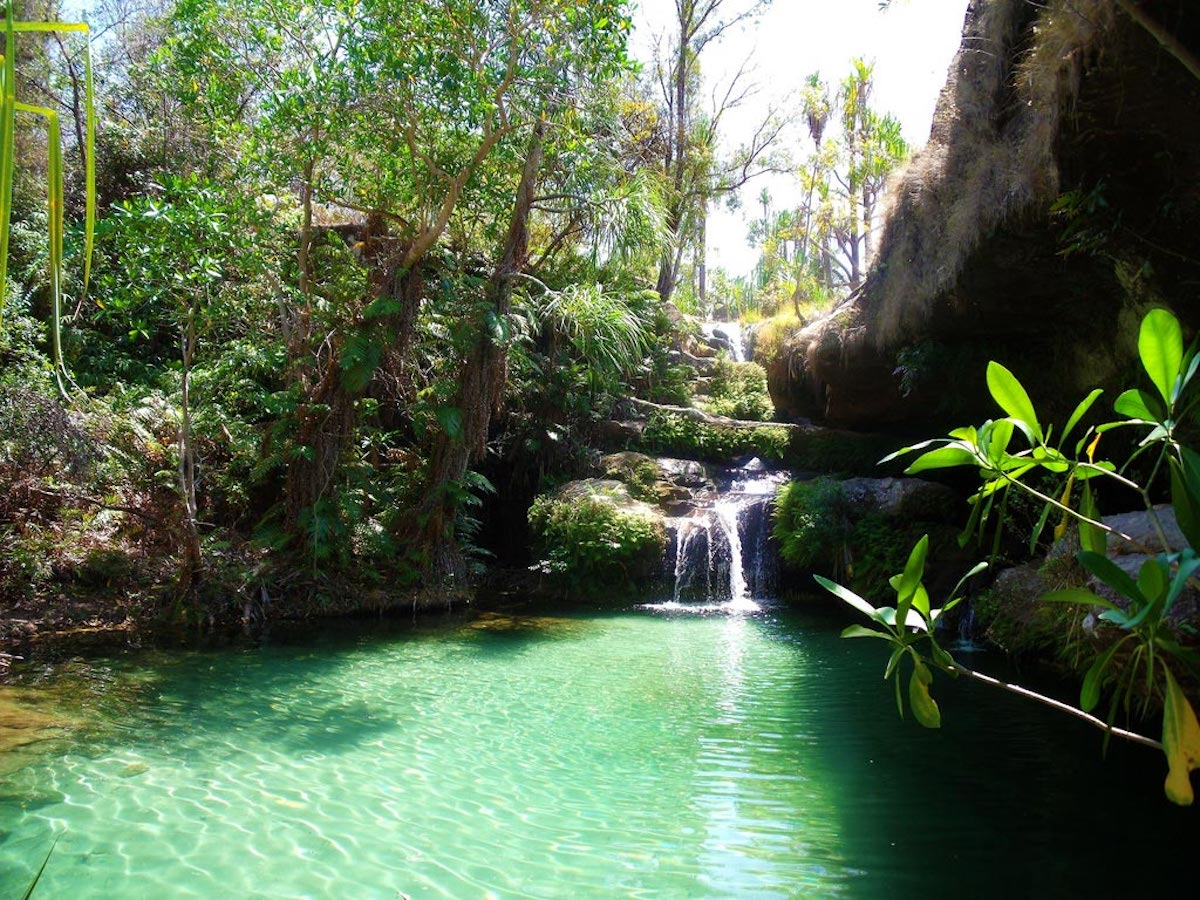 Las piscinas naturales más bellas del mundo