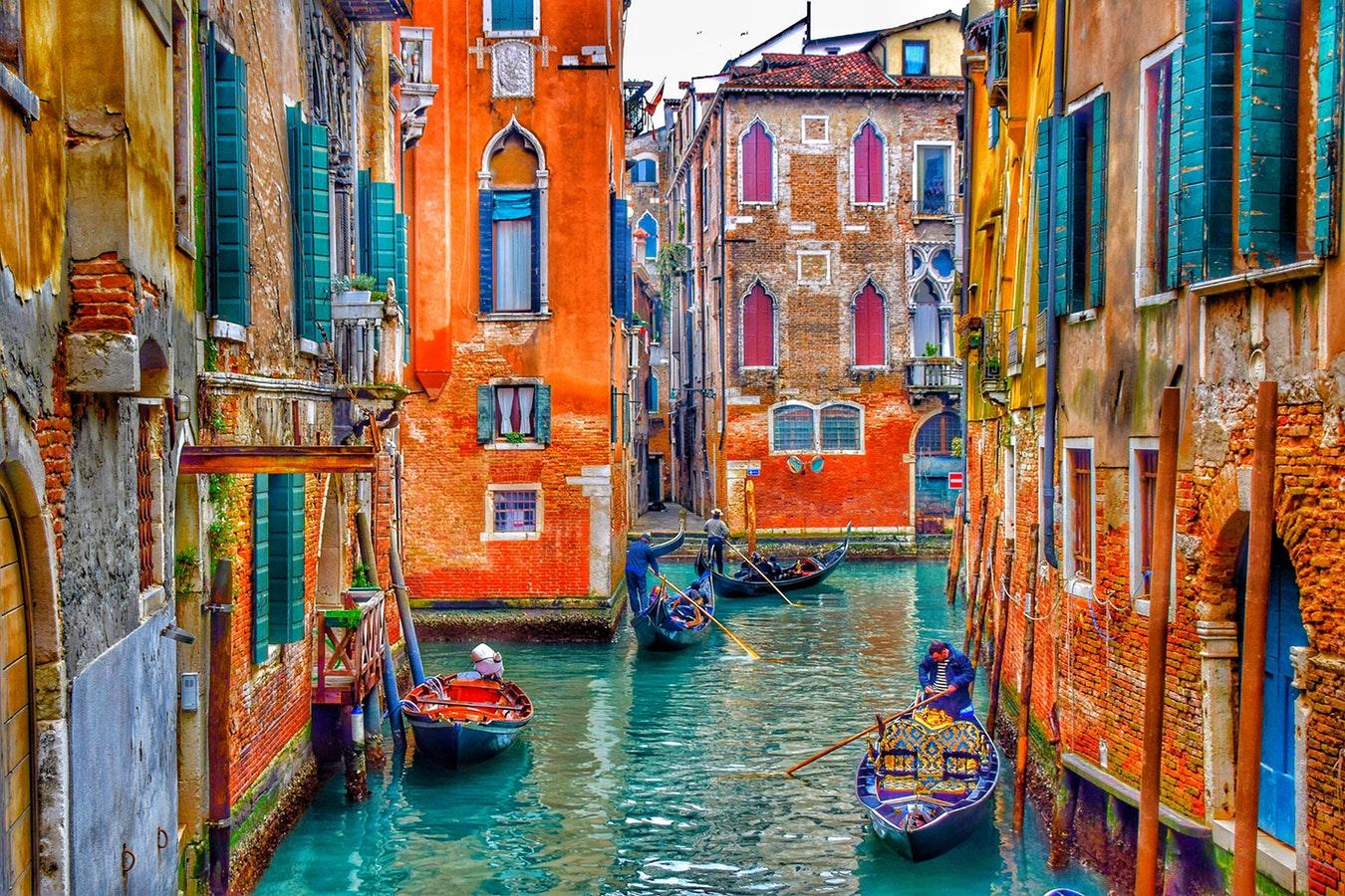 Las 10 ciudades con los canales más bellos