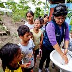 Hablemos del saneamiento universal en el Día Mundial del Retrete. Queremos recordar la importancia que tiene la higiene para la salud.