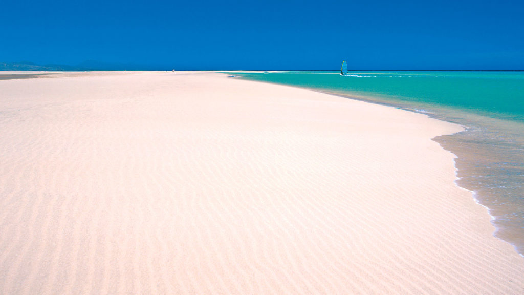 Playa de Cofete entre las mejores playas de España