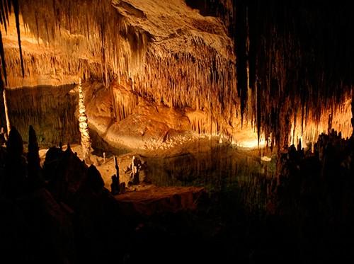 drach cuevas en España