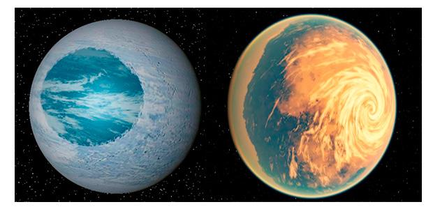 próxima b, un exoplaneta posiblemente habitable