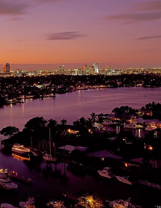 Fort Lauderdale canales más bonitos
