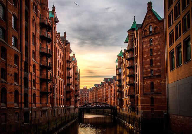 Hamburgo, entre los destinos turísticos más bonitos de Europa