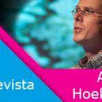Entrevista Arjen Hoekstra, el creador del Concepto Huella Hídrica
