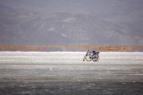 Dónde antes navegaban los barcos, ahora circulan las bicicletas. Photo credit: Rocco Lucia via Foter.com / CC BY