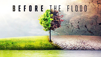 Before the Flood es un documental de National Geographic que busca educar la población de uno de los países más negacionistas