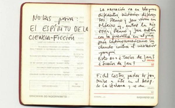 la obra de Roberto Bolaño