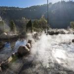 termas naturales de España donde hay aguas termales