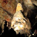 El Parque Nacional Grutas de Cacahuamilpa, en México, tiene dos ríos subterráneos llamados Chontalcoatlán y San Jerónimo.