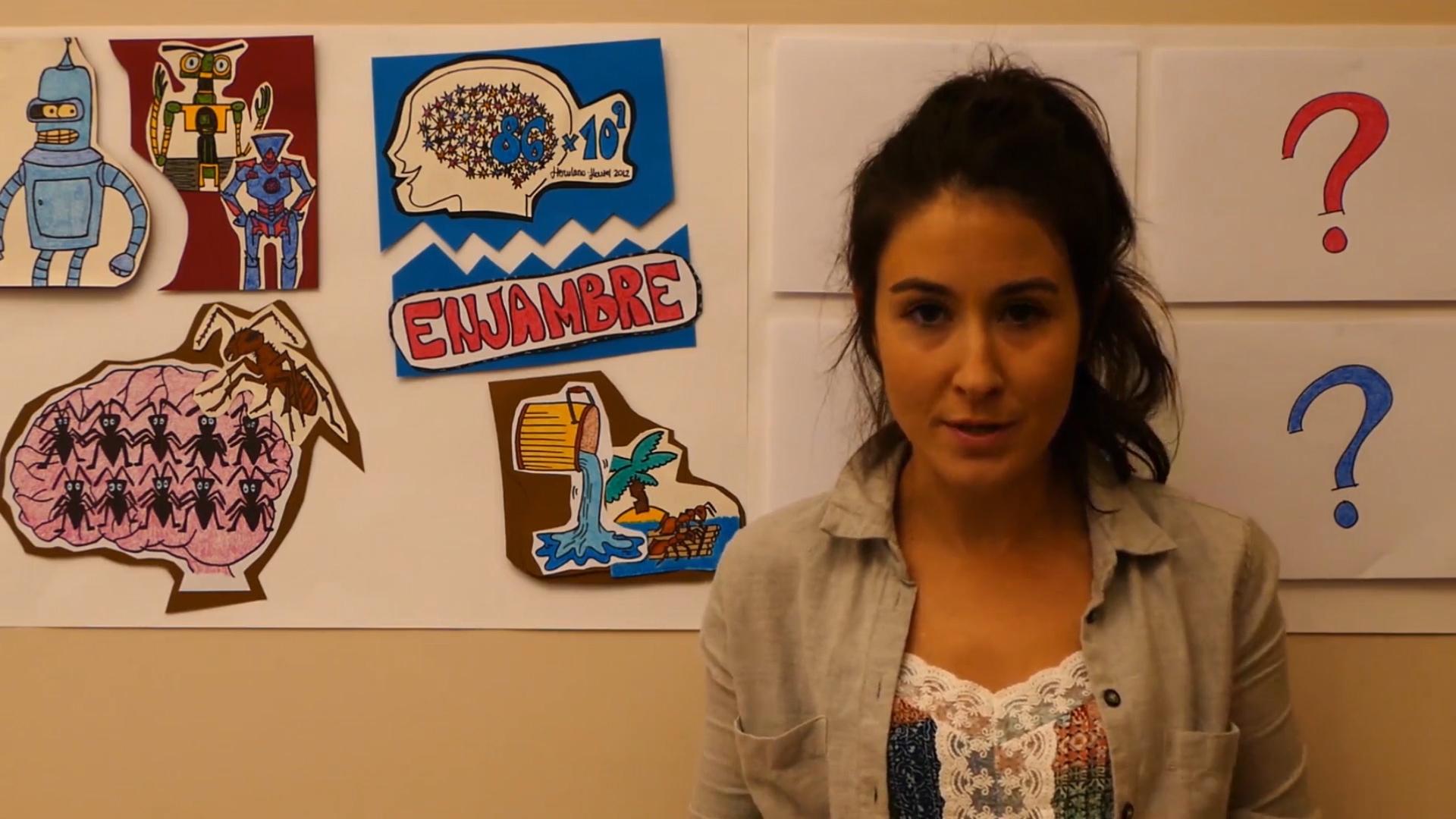 Alba Aguión, ganadora del Concurso de Monólogos Científicos 2017