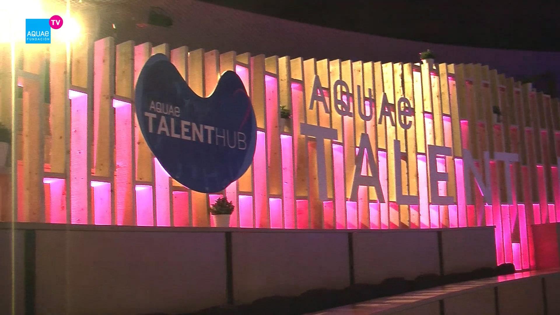 Aquae Talent Hub Making off
