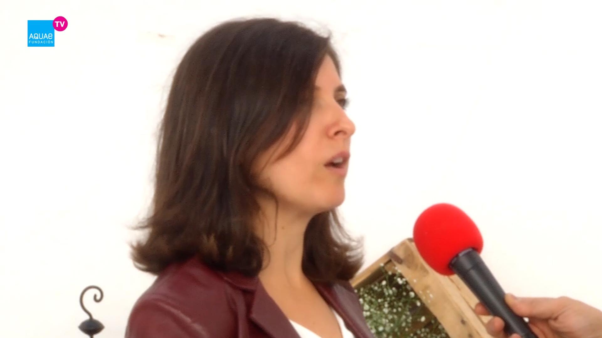 Entrevista a María Eugenia Ramos