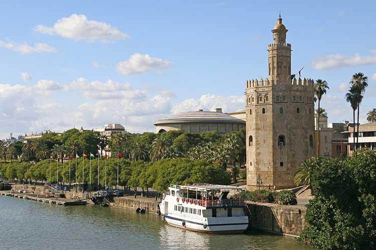 ríos navegables España