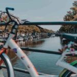 bicicleta, la mejor alternativa de transporte público