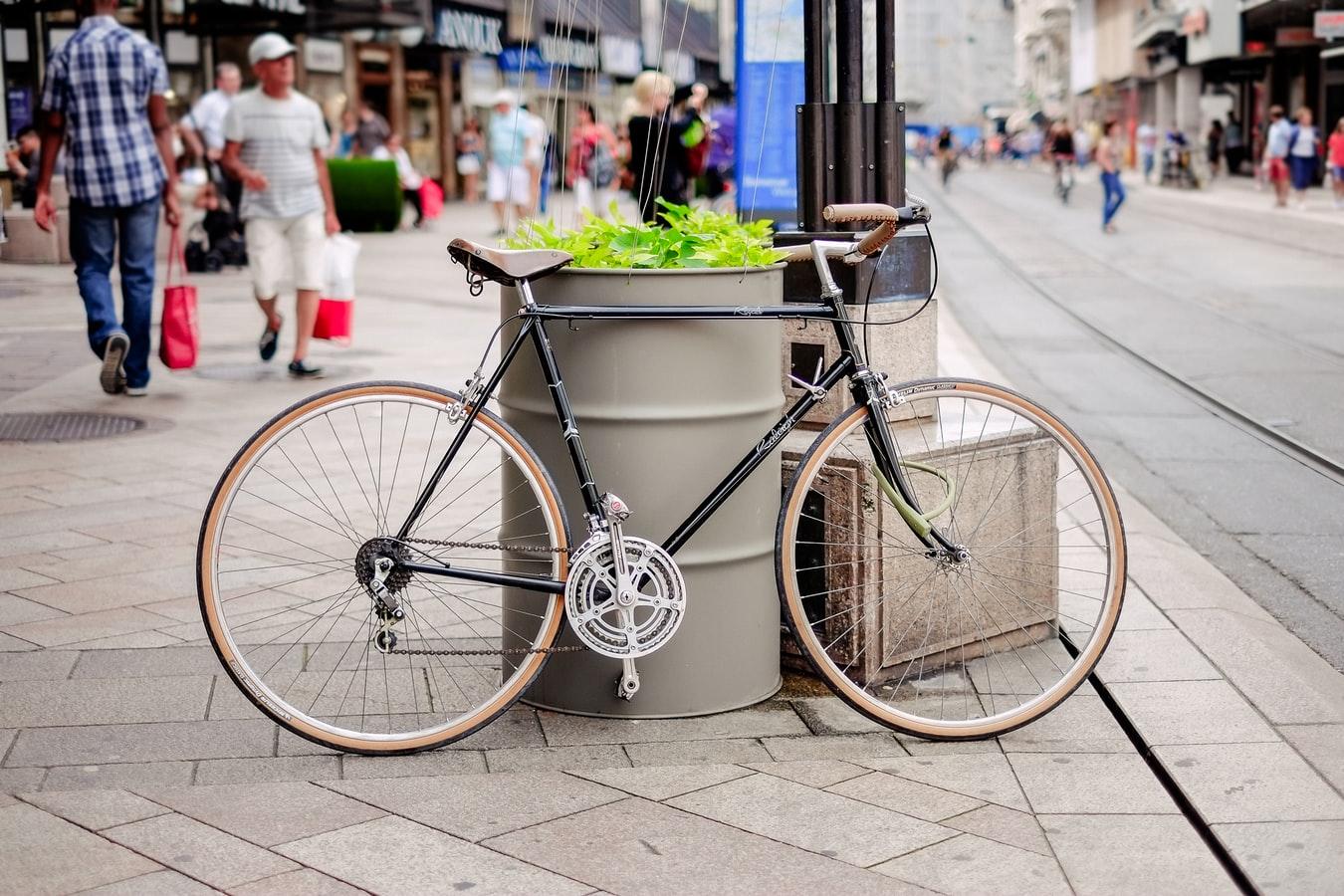 5 ventajas de utilizar la bicicleta como medio de transporte