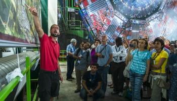 Volvemos al CERN