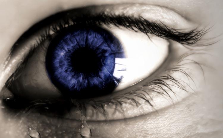Agua En El Cuerpo Humano Las Lágrimas Fundación Aquae