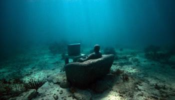 proyecto de regeneración del fondo marino