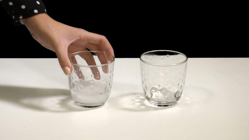 Agua y alcohol y el punto de congelación