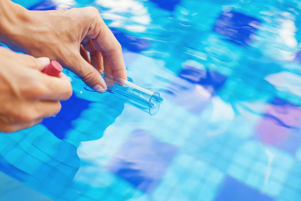 Una alternativa para mantener el agua de la piscina es dedicarla al riego, pero antes se deberá analizar el agua para comprobar que esta libre de químico