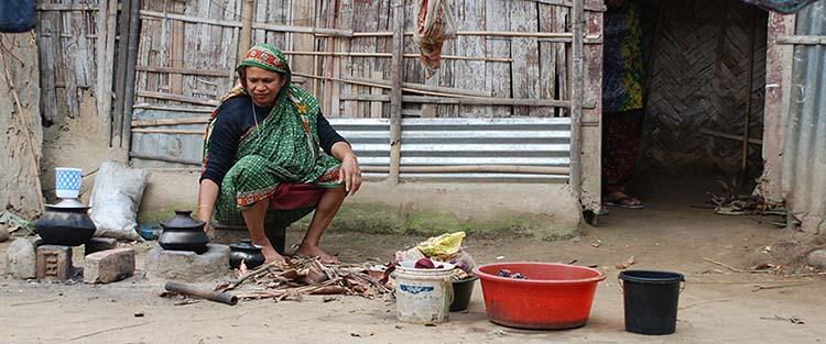 pobreza derechos humanos