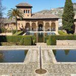 el sistema hidráulico de La Alhambra
