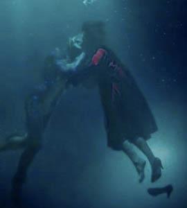 Elsa, la protagonista de La forma del agua, de Guillermo del Toro es una mujer muda que se enamora de un hombre anfibio