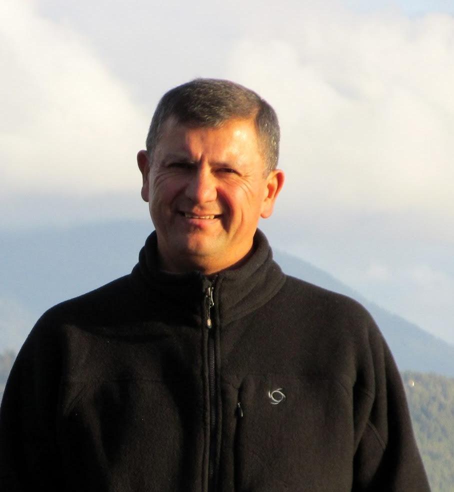 Víctor Durán, emprendedor chileno de RIC